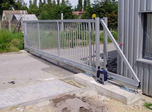 Electric Gate Kits >> Rs Security Automated Gate Systems Electric Gate